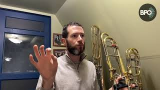TROMBONE: Smear warmup with Tim Smith