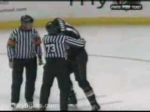 Scott Parker vs George Parros