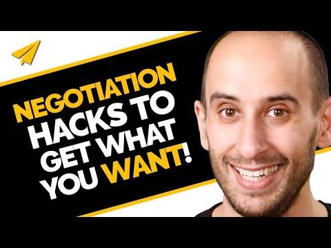 How To Negotiate Like A MILLIONAIRE - YouTube
