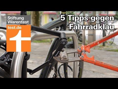 Test: Fahrrad-Faltschloss geknackt in 5 Sekunden - Tipps gegen Fahrraddiebstahl