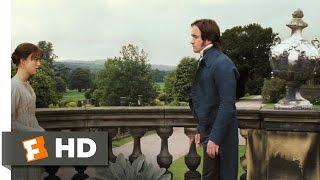 Pride & Prejudice (8/10) Movie CLIP - Visiting Darcy