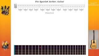 The Spanish Archer - Deep Purple - Guitar