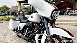 2021 Harley-Davidson CVO Street Glide | Great White Pearl | New Specs & Features