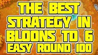 best high round strategy btd6 - Kênh video giải trí dành cho