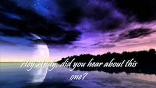 R.E.M. Man On The Moon Lyrics