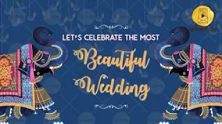 Indian Wedding Invitation Video For Whatsapp | +918879794909