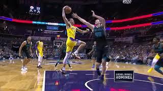 Gambar cover Los Angeles Lakers vs Charlotte Hornets : December 15, 2018