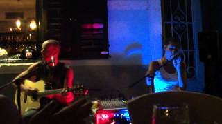 Kashmir Acoustic Duo - Me & Bobby McGee @ Old Time, Poreč