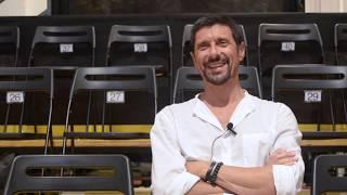INTERVISTA A MARCO CANTALUPO COREOGRAFO DELLA COMPAGNIE LINGA (SVIZZERA)