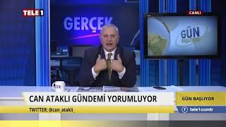 Gün Başlıyor - Can Ataklı (13 Eylül 2018) | Tele1 TV