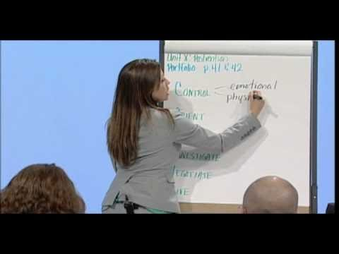 Nonviolent Crisis Intervention® Training Program - YouTube