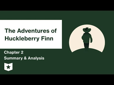 huckleberry finn chapter 1 summary Huckleberry finn chapter 1 the adventures of huckleberry finn part 1 rodrigo v c gouveia a summary of chapter 1 in mark twains the adventures of huckleberry finn.
