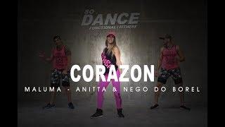 Tu Me Partiste El Corazón - Maluma ft. Anitta  Nego do Borel I Coreografía Zumba ZIN I So Dance