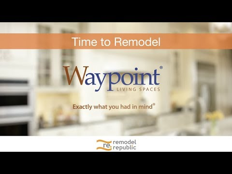 Time to Remodel with Remodel Republic - Waypoint Leaving Spaces