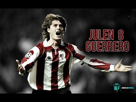 Julen Guerrero | 8 | ● El Rey León ● | ► Leyendas Athletic Club | [HD]