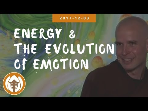 Energy and the Evolution of Emotion - Br Pháp Lưu, 2017 12 03
