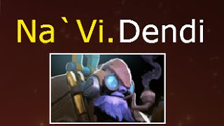 Dota 2 The International 2014 - Na'Vi Dendi Tinker Player Perspective with MY Commentary