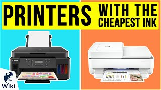 9 Best Printers With The Cheapest Ink 2020