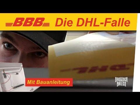 DIE DHL-FALLE - DER SMARTE BRIEFKASTEN VOM BBB