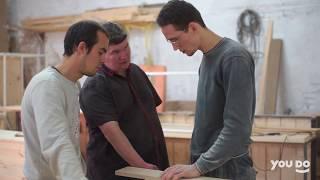 Мебель ручной работы из палет | Бывший авиамеханик о производстве мебели и знакомствах на YouDo