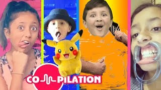 MUSICAL.LY COMPILATION VIDEOS! FUNnel Vision Skits & Songs w/ Mike & Lex (Funny & Cute Short Videos)