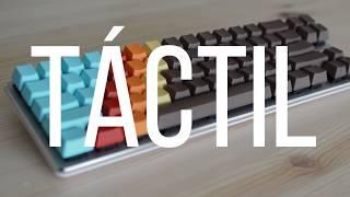 Guía completa de teclados mecánicos: Cherry MX + TEST Sonido
