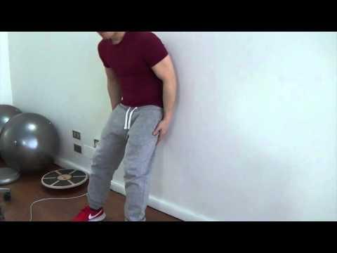 Grave dolore al ginocchio come trattare
