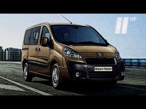 Peugeot Expert Tepee Минивен класса M - тест-драйв 1