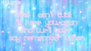 Been Here All Along Lyrics