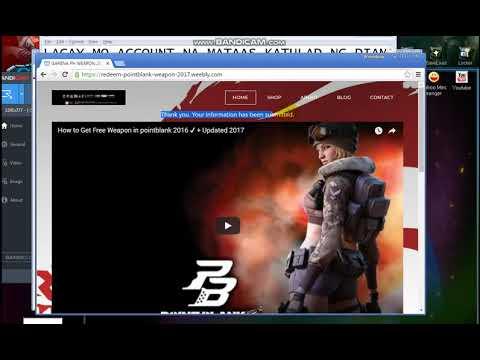 POINTBLANK - Free Weapon 2018 [GM] KENNETH - смотреть онлайн на Hah Life