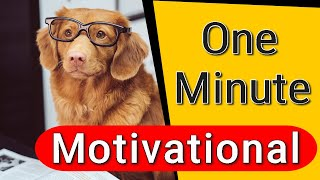 Work Hard Quotes For Success | One Minute Motivational Quotes Part 123