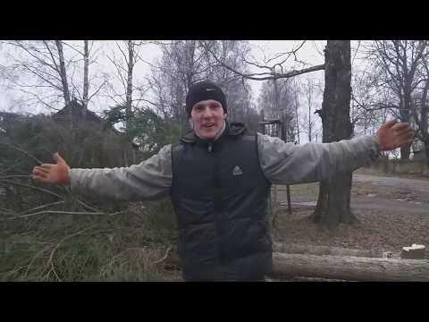 ЖЕСТЬ!!!Спилил дерево на своем участке-получил штраф!!!