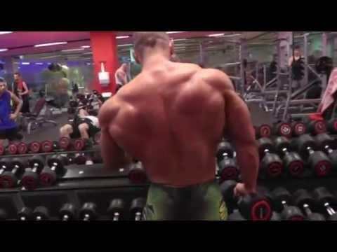 Reżimu treningu na grupach mięśni