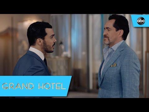 Mateo Gets An Unpleasant Warning - Grand Hotel