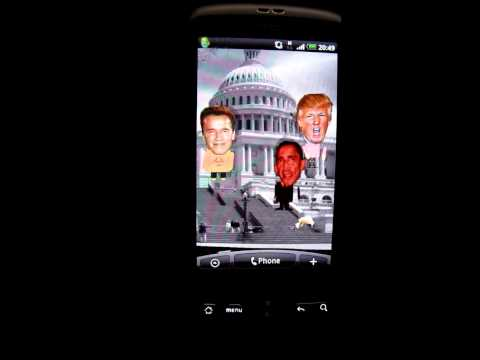 Video of ObamaBall