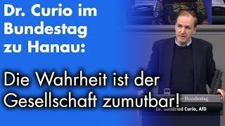 Bundestagsrede zur Tat in Hanau
