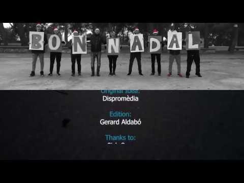 Video Felicitación Navidad 2017 Dispromedia - Ebasnet