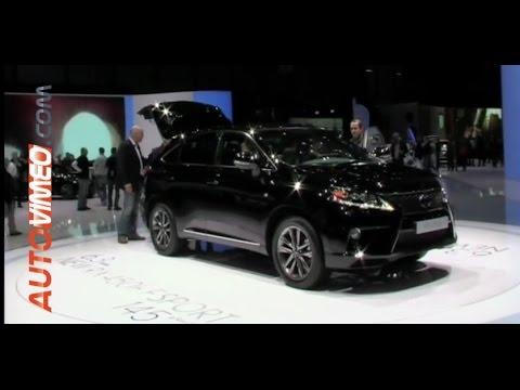 Lexus RX 450H F Sport 2012 autovimeo.com