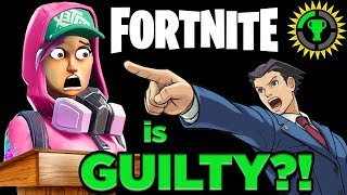 Game Theory: Will PUBG SHUT DOWN Fortnite? (Fortnite PUBG Lawsuit) - dooclip.me