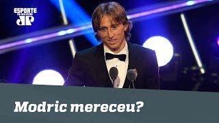 Foi JUSTO Modric ser o melhor do mundo? Veja MELHOR análise