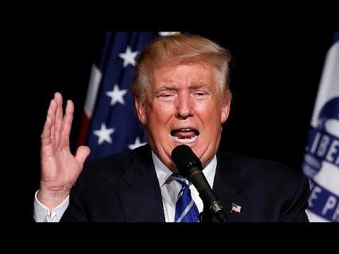 ΗΠΑ: O Tραμπ απείλησε να χτυπήσει πολιτικό του αντίπαλο