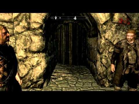 The Elder Scrolls V Skyrim Первый взгляд