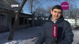 Сотни жителей Астаны не могут покинуть аварийные многоквартирные дома (19.11.18)