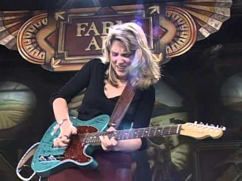 Susan Tedeschi - Just Won't Burn (Live at Farm Aid 1999)