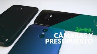 Smartphones de DOBLE CÁMARA, esto se obtiene de acuerdo a SU PRECIO