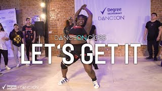Degree x DanceOn | Let's Get It - Jordyn Carter | Tricia Miranda Choreography | #Sponsored