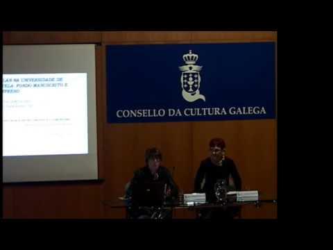 O patrimonio moble, entre o comunitario e o privado. Sesión 2. Fondos e coleccións de orixe privada existentes en Galicia: casos de estudo