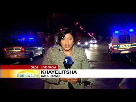 Taxi strikes in Cape Town and Pretoria