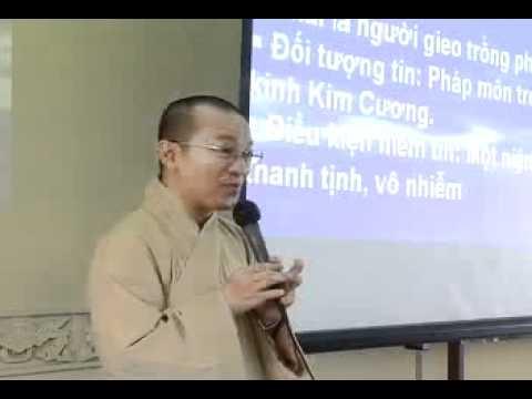 Kinh Kim Cang 9: Cấp Độ Thánh Nhân (13/04/2009) Thích Nhật Từ