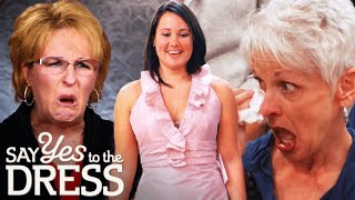 The Most Overbearing Mothers | Say Yes To The Dress Bridesmaids